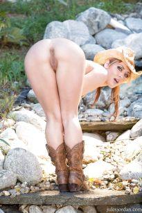 Sheena-Shaw-een-geile-naakte-cowgirl-09