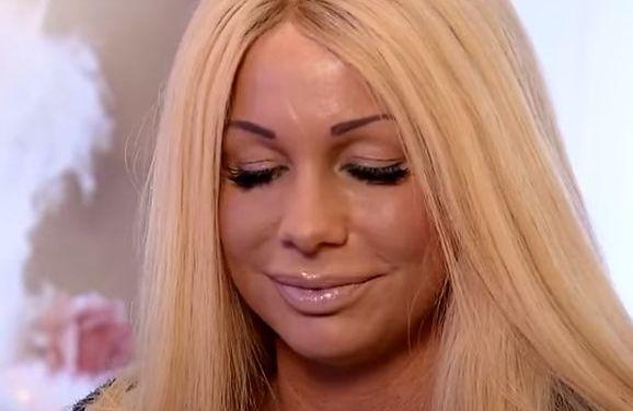 Er is een sekstape van Samantha de Jong, aka Barbie, uitgelekt