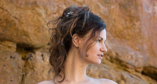 Susann, pure schoonheid, is een erotische belevenis voor het oog