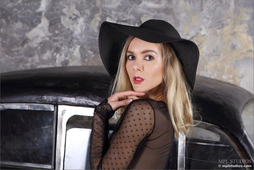 Karissa Diamond, een heel sexy gangsterliefje