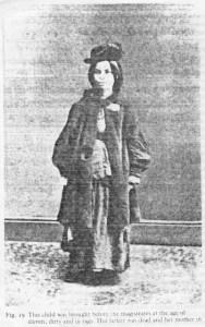 Een elfjarige prostituee in de negentiende eeuw