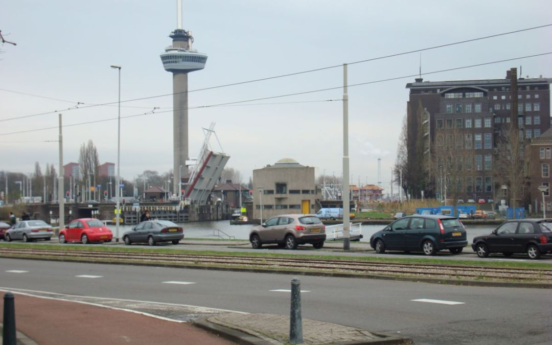 De werkplek: de tippelzone aan de Rotterdamse G. J. de Jonghweg tot 1989