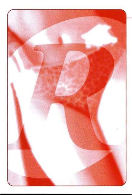 Folders Rode Draad jaren tachtig