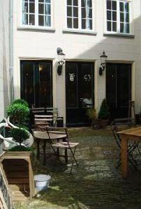 Huis van Frits, tegenwoordig een restaurant
