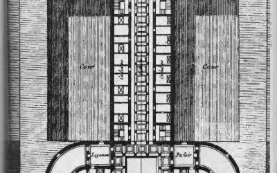Het ideale bordeel in de achttiende eeuw