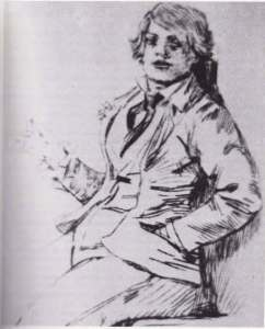 Felicien Rops, een lesbische prostituee.