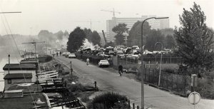Zandpad jaren zestig. (bron www.zandpad.nl