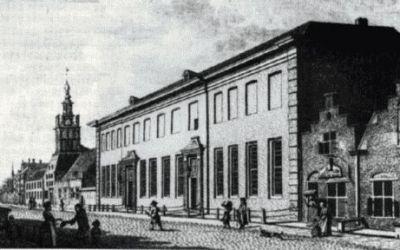 Het tuchthuis in Rotterdam