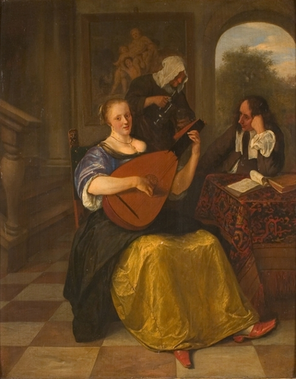 Jan Steen in Den Haag