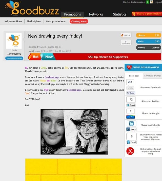 Goodbuzz-aprasymas