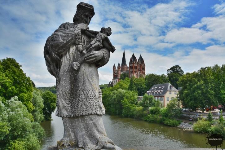 Katedra w Limburgu an der Lahn; Hesja, Niemcy
