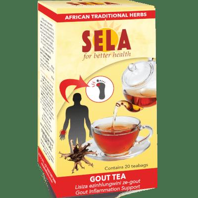 Sela Gout Tea 20s