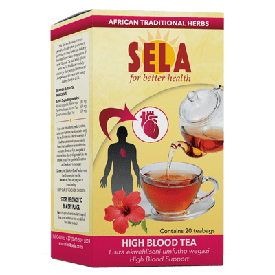 Sela High Blood tea