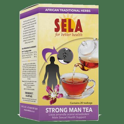 Sela Strong man tea