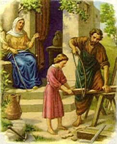 Jesus The Son Of A Carpenter