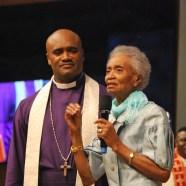 Pastor Adefarasin & Mum