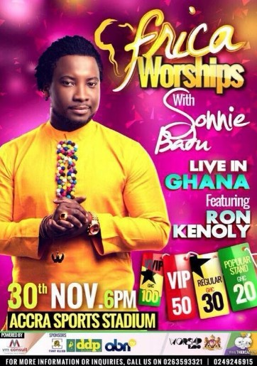 worship with sonnie Badu