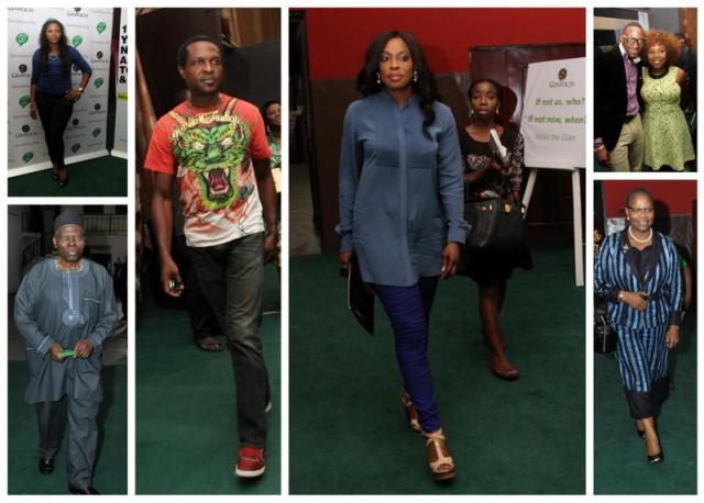 Mo Abudu, Tonye Cole, Oby Ezekwesili, Frank Nweke Jnr Omotola Jalade, Christopher Kolade