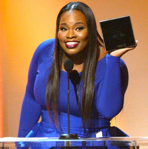 Tasha Cobbs at the Grammys