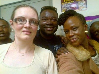 with Elena & co