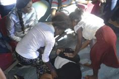 Sammie Okposo Praise Party 30