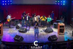 Onos on Stage