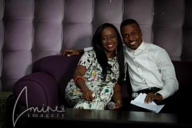Nikki with Tola (CEO, Praiseworld Radio)