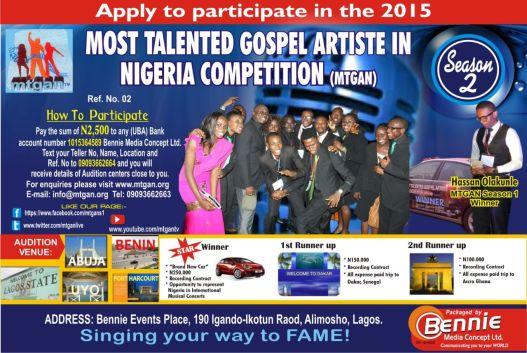 Gospel talent show (1)