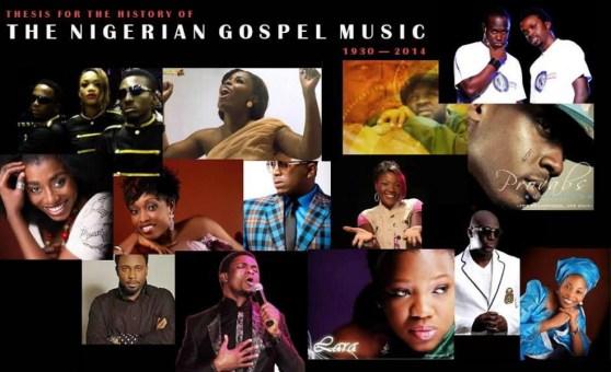 History of Nigeria Gospel Banner