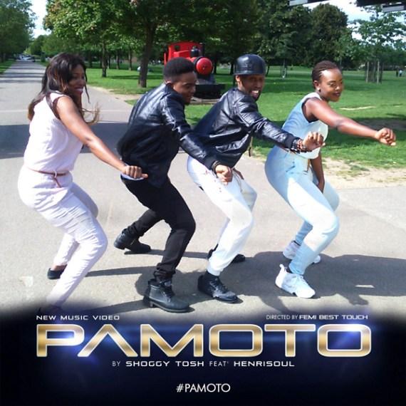 Pamoto by Shoggy Tosh ft Henrisoul - VIDEO Small