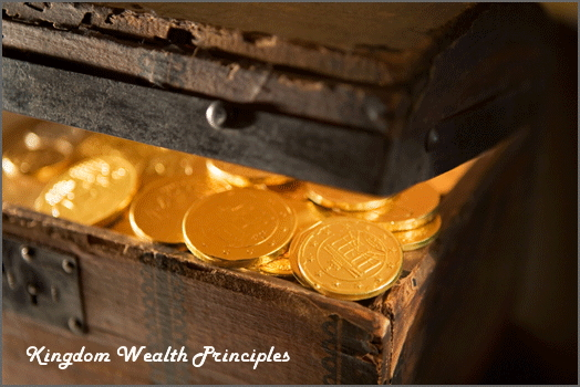 Kingdom Wealth Principles: 7 Important Points On Giving To The King