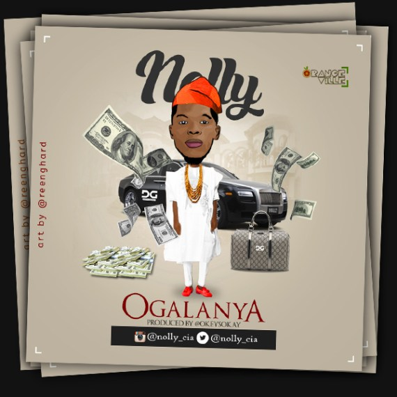 Nolly, Ogalanya,