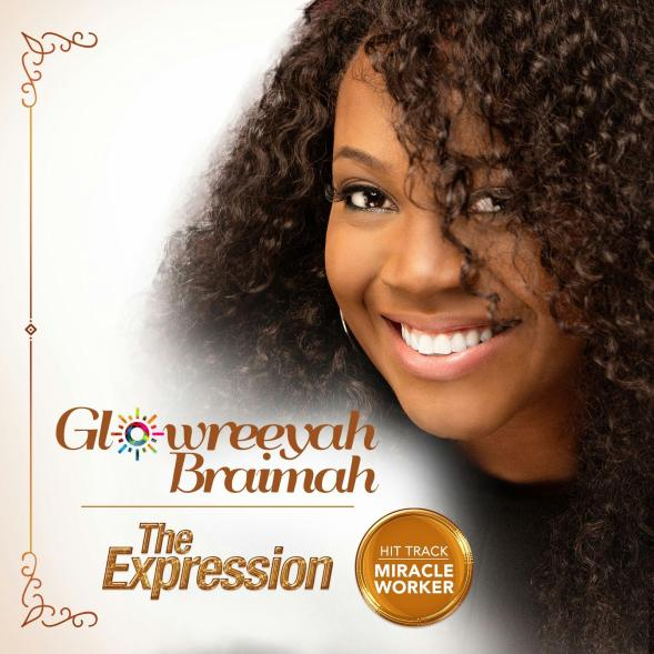 the expression, glowreeyah braimah