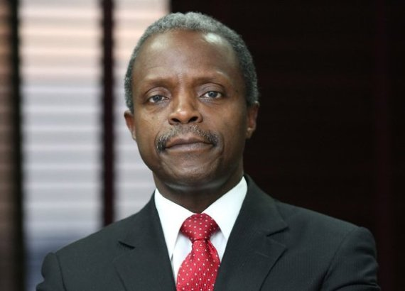 Yemi Osinbajo, Vice President, Glowreeyah's miracle Worker