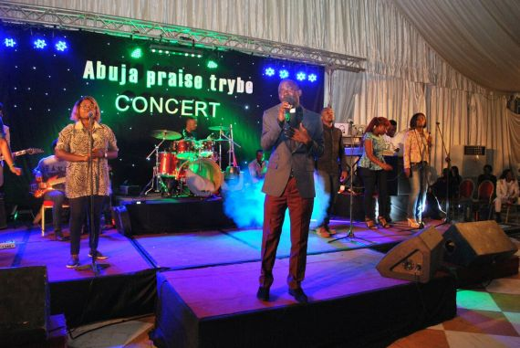 Fada Sheyin, Abuja Praise Trybe, Concert