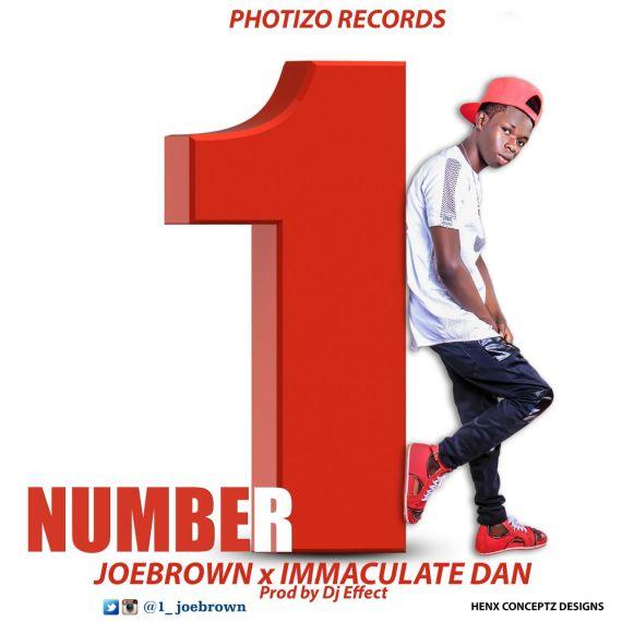 number one, joe brown