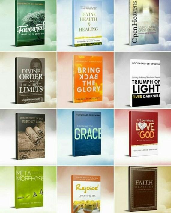 Goodheart, Ekwueme, Pastor, Books