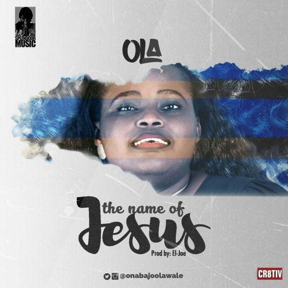 Ola, The name of Jesus