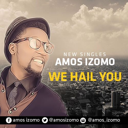 Amoz Izomo, we hail you