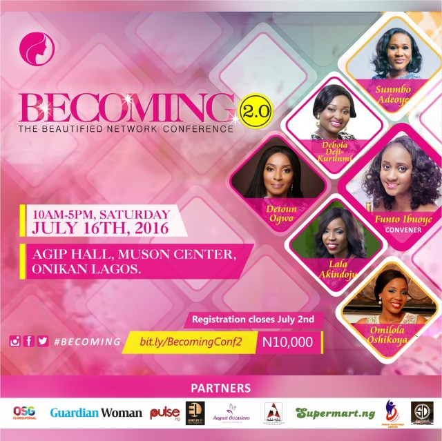 Becoming Conference, becoming