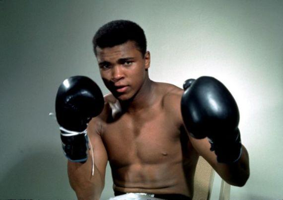 Muhammad Ali dies,
