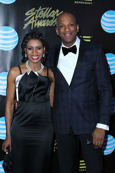 Donnie McClurkin Reveals Engagement, Donnie McClurkin & Nicole C Mullen