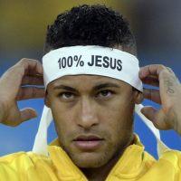 Why Neymar Wore 100% Jesus Head Band At Rio 2016