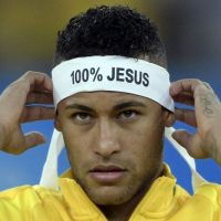Why Neymar Wore 100% Jesus Head Band At Rio 2016