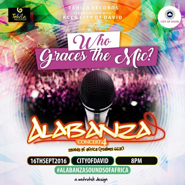 Alabanza Concert, Sounds of Africa