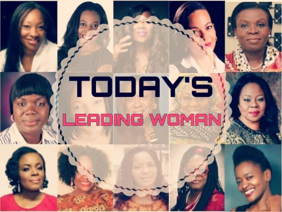 Today's Leading Woman