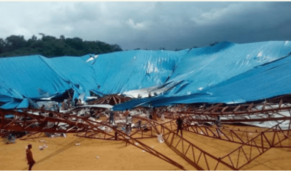 Akwa Ibom Church Collapse