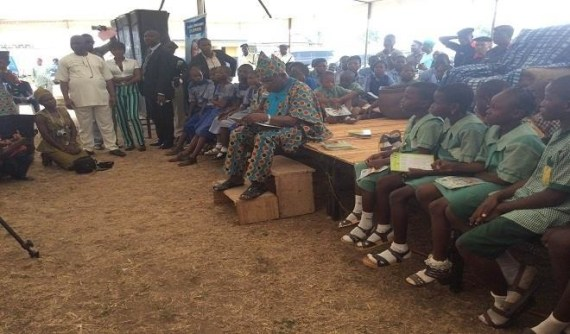 Obasanjo Celebrates Birthday