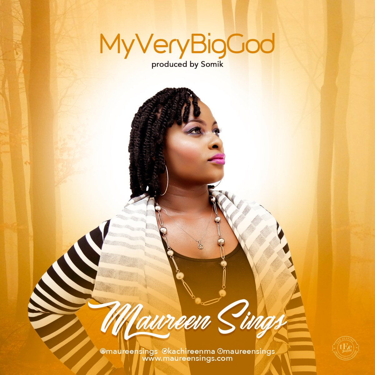 #SelahMusic:  Maureen Sings  | My Very Big God [@Kachireenma ]