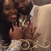 Tasha Cobbs Weds Fiance Kenneth Leonard - See Photos!